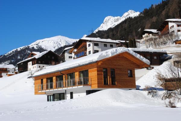 ホテル写真: Haus Bergleben, ザンクト・アントン・アム・アールベルク