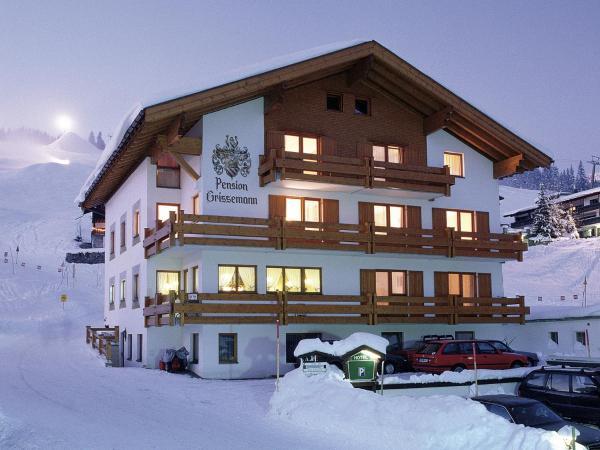 Zdjęcia hotelu: Pension Grissemann, Lech am Arlberg