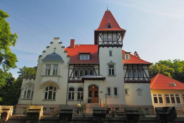 Hotelbilleder: Hotel Schlossvilla Derenburg, Derenburg