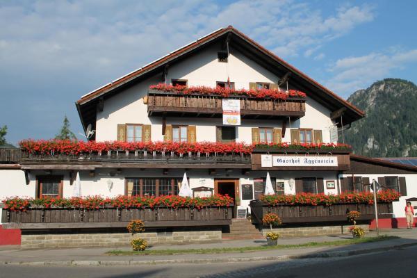 Hotelbilleder: Gasthof Aggenstein, Pfronten