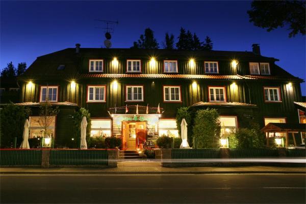 Hotel Pictures: Hotel Grüne Tanne Mandelholz, Elend