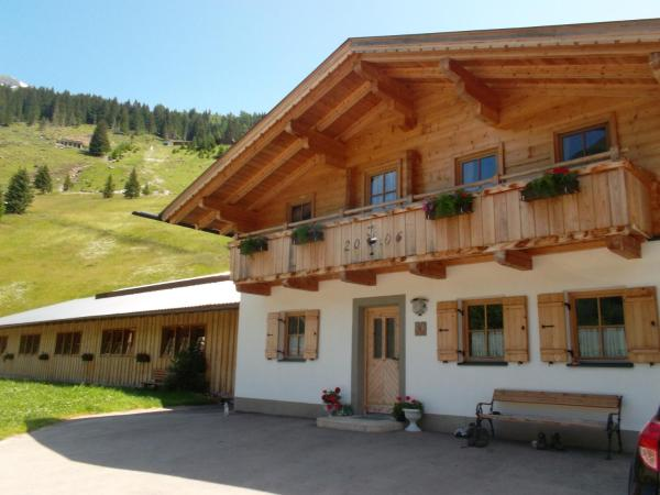 Fotografie hotelů: Riepleralm, Matrei in Osttirol