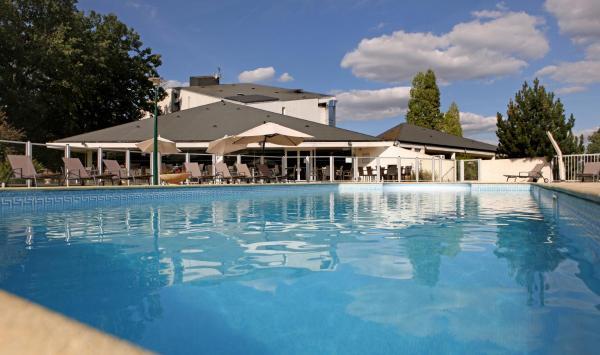 Hotel Pictures: Best Western Le Bois de la Marche, Ligugé