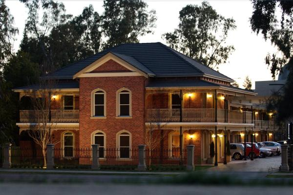 Fotos de l'hotel: Carlyle Suites & Apartments, Wagga Wagga