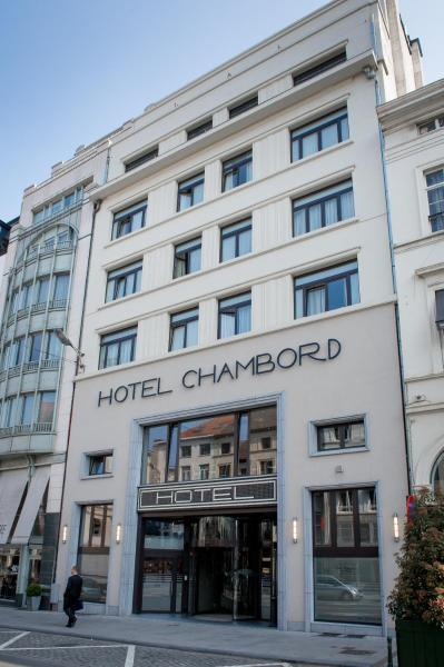 酒店图片: Hotel Chambord, 布鲁塞尔