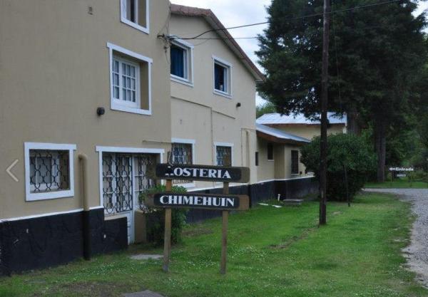 ホテル写真: Hostería Chimehuin, Junín de los Andes