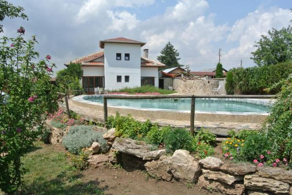 ホテル写真: Guest House Zdravec, Krapets