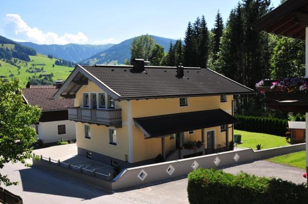 Foto Hotel: Haus Seiwald, Leogang