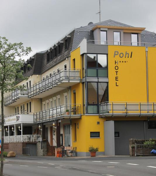Hotel Pictures: Hotel Pohl, Kinheim