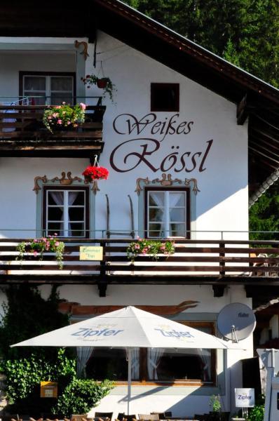 "Фотографии отеля: ""0"" Sterne Hotel Weisses Rössl in Leutasch/Tirol, Лойташ"