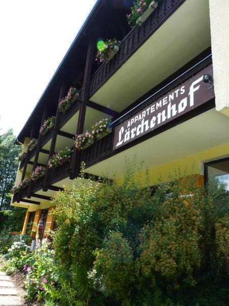 Fotos del hotel: Appartements Lärchenhof, Bad Kleinkirchheim