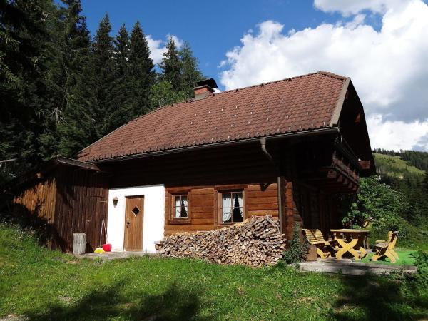 Zdjęcia hotelu: Glanzerhütte, Innerkrems