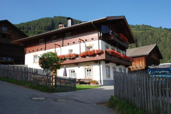 Fotografie hotelů: Bucherhof, Obertilliach