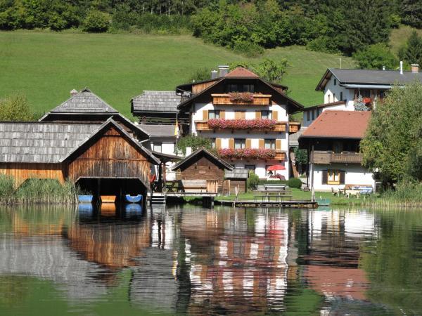 酒店图片: Ferienhof Hoffmann, 魏森湖