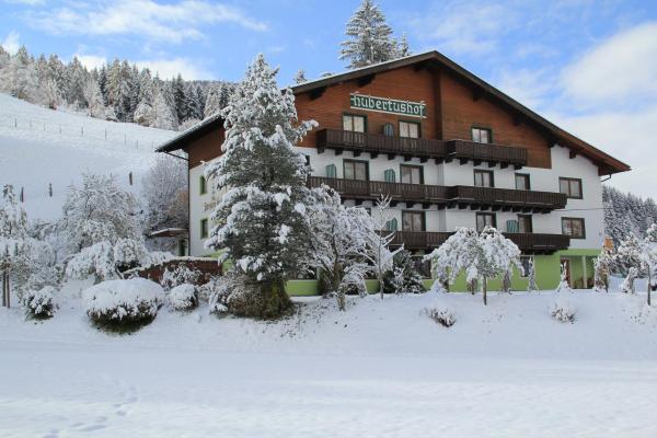 酒店图片: Pension Hubertushof beim Römerbad, 巴德小基希海姆