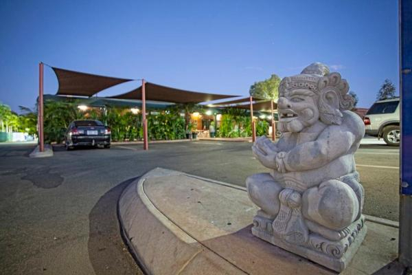 Zdjęcia hotelu: Cattrall Park Motel Karratha, Karratha