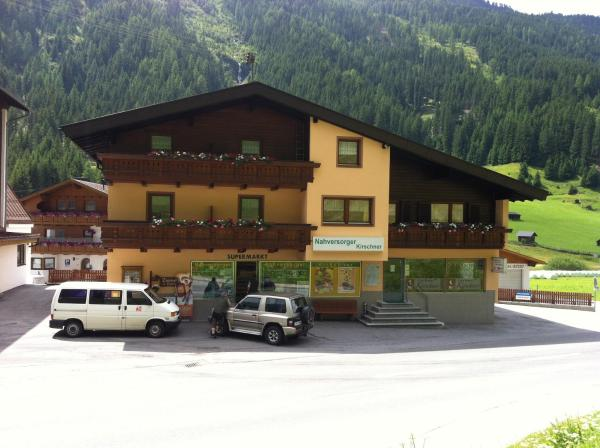 Foto Hotel: Ferienhaus Bergfrieden, Sankt Leonhard im Pitztal