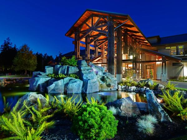 Hotel Pictures: Sunrise Ridge Waterfront Resort, Parksville