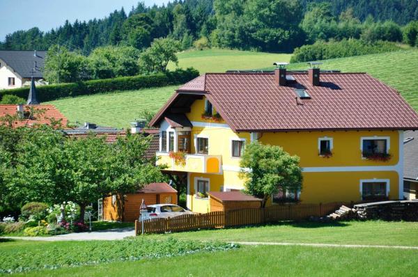 Zdjęcia hotelu: Ferienwohnung Hinterdorfer, Unterweissenbach