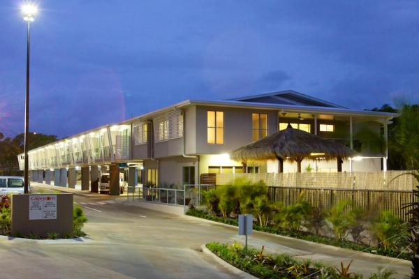 Hotellbilder: The Coast Motel, Yeppoon