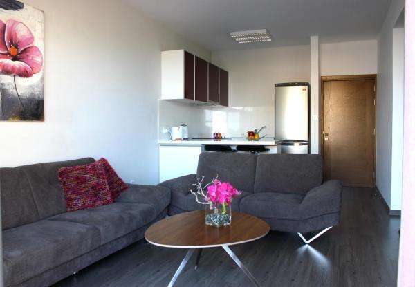 Luxury Apartment, 1 Bedroom (203)