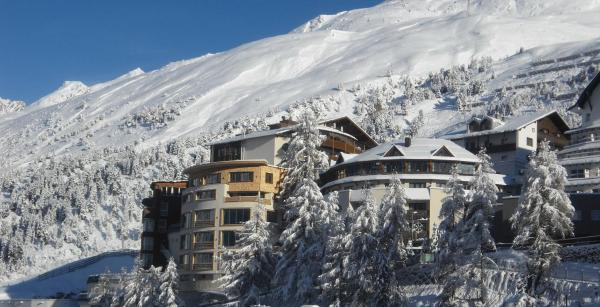 Hotellbilder: Hotel Bergwelt, Obergurgl