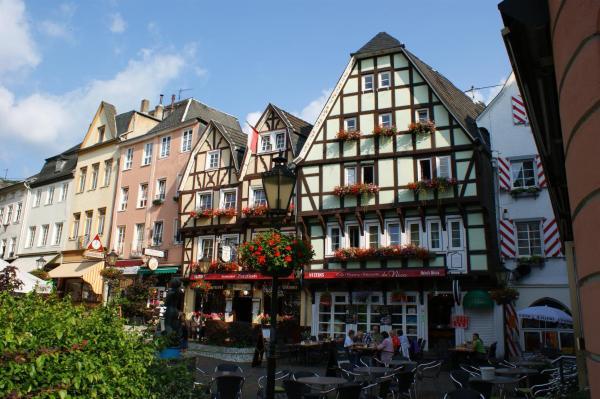 Hotelbilleder: Hotel Burgklause, Linz am Rhein