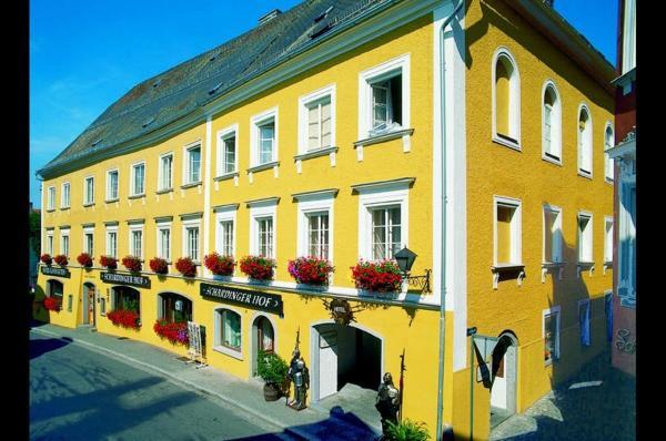 ホテル写真: Hotel Schärdinger Hof, Schärding