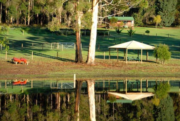 Photos de l'hôtel: Diamond Forest Cottages Farm Stay, Manjimup
