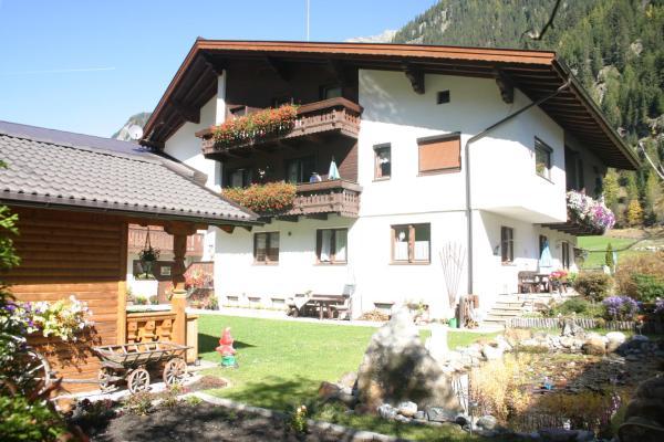 ホテル写真: Gästehaus Schranz, ザンクト・レオンハルト・イム・ピッツタール