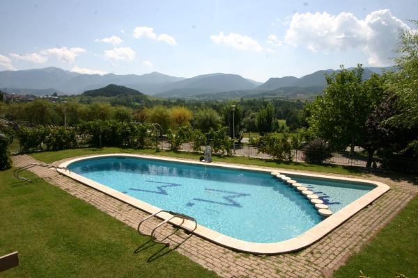Hotel Pictures: Fonda Matía, Bellver de Cerdanya