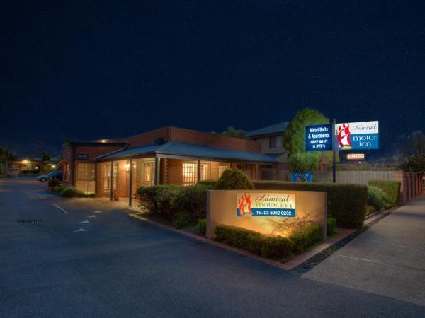 Fotos de l'hotel: The Admiral Motor Inn, Rosebud