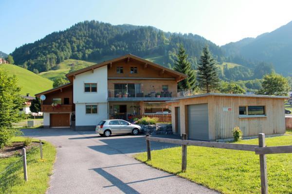 Photos de l'hôtel: Haus Diedams, Schoppernau