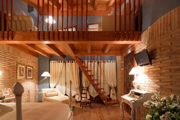 Superior Double Room with Spa Access