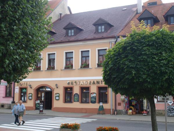 Hotel Pictures: , Nová Bystřice