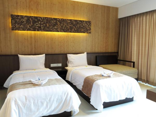 Deluxe Double or Twin Room with Lagoon Access
