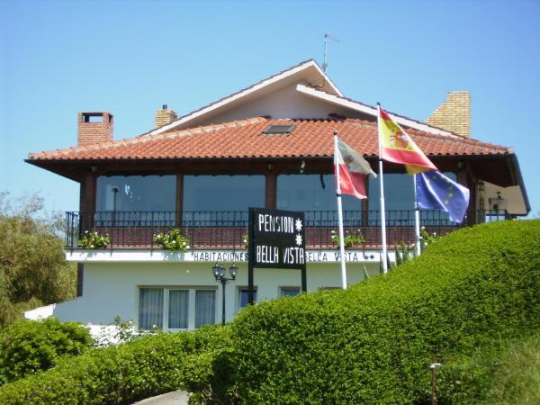 Hotel Pictures: Pensión Bella Vista, Cóbreces