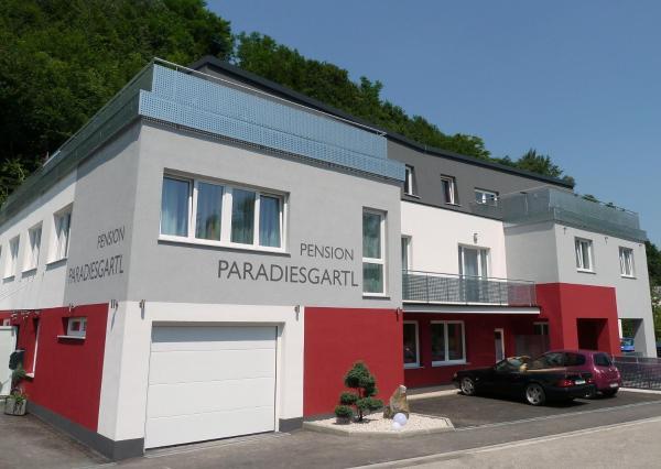 Фотографии отеля: Frühstückspension Paradiesgartl, Амштеттен