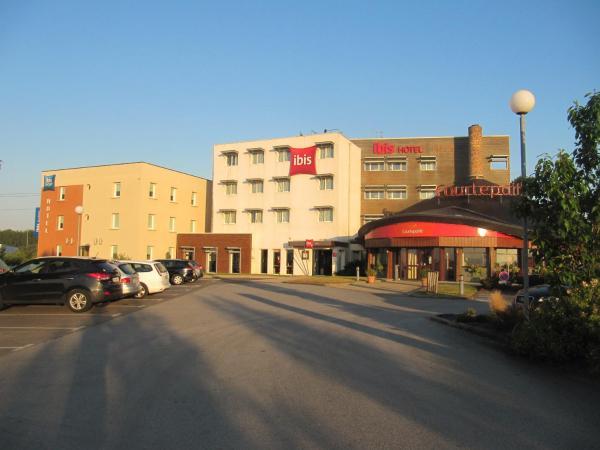 Hotel Pictures: Hôtel ibis Pontivy, Pontivy