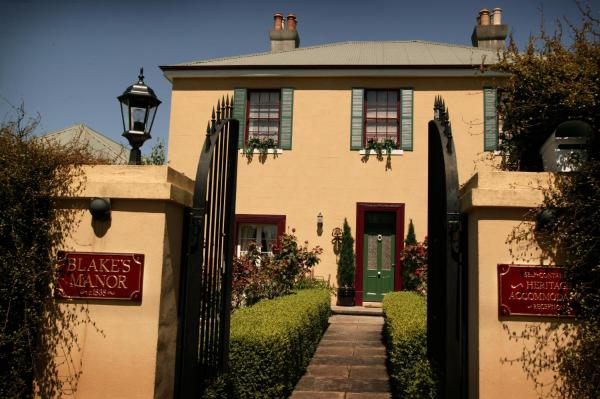Φωτογραφίες: Blakes Manor Bed and Breakfast Deloraine, Deloraine
