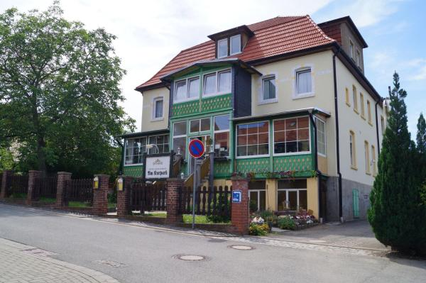 Hotel Pictures: Hotel Am Kurpark, Bad Suderode