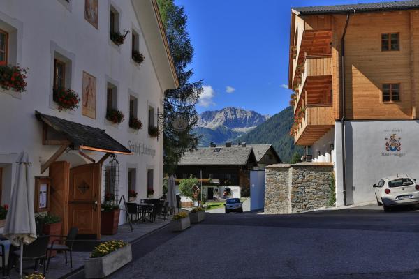 Фотографии отеля: Hotel Gasthof Unterwöger, Обертиллиах