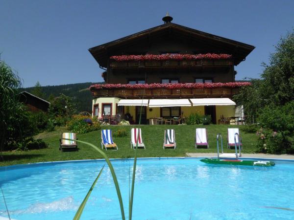 Zdjęcia hotelu: Landhaus Aubauerngut, Radstadt