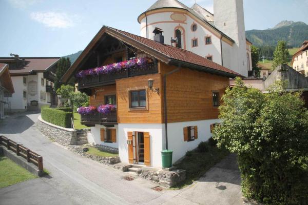 Photos de l'hôtel: Ferienhaus Jägerhäusl, Lermoos