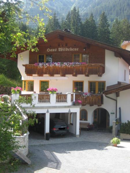 Hotellbilder: Haus Wildebene, Sankt Anton am Arlberg