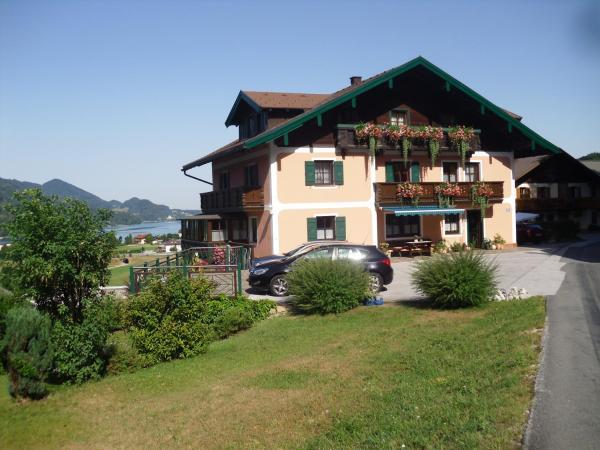 Hotelbilleder: Pension Stöllinger, Fuschl am See