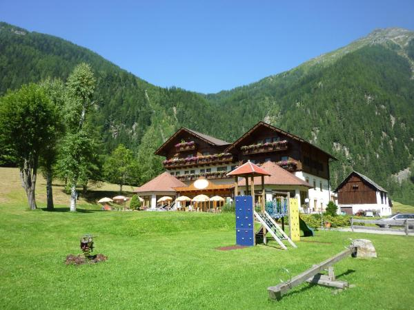 Fotos do Hotel: Alpenhotel Badmeister, Flattach