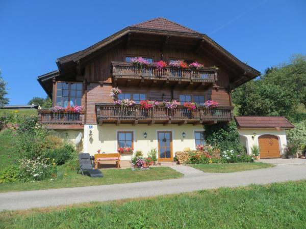 Hotelfoto's: Ferienwohnung Brigitte Perner, Nussdorf am Attersee