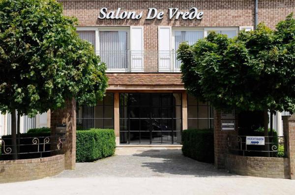 Zdjęcia hotelu: Hotel Salons De Vrede, Ichtegem