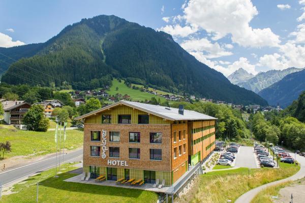 Foto Hotel: Explorer Hotel Montafon, Gaschurn